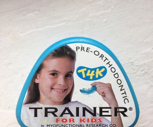 Трейнер для зубов, детский. Фото 1. Новоуральск.
