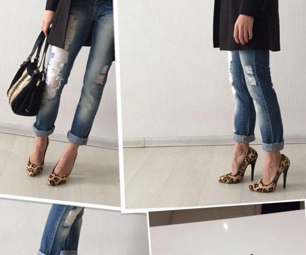 Леопардовые туфли, пони, р36,5-37, весь компл прод. Фото 1. Краснодар.