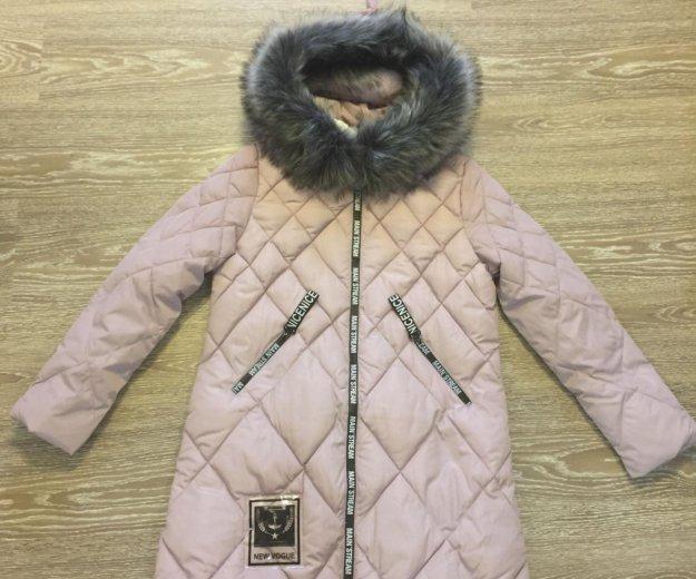 Женская зимняя куртка 52 размер. Фото 1.