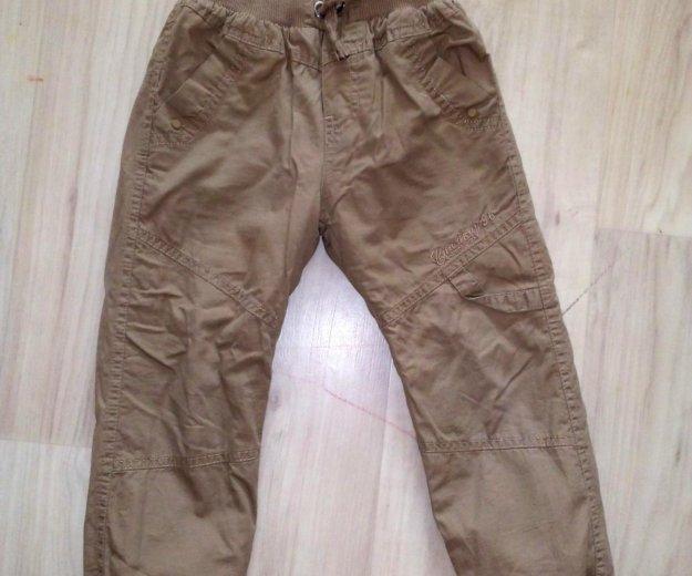 Детские утепленные штаны. Фото 1.