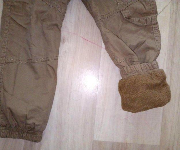 Детские утепленные штаны. Фото 2.