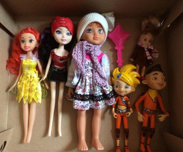 Куклы. Фото 1. Долгопрудный.