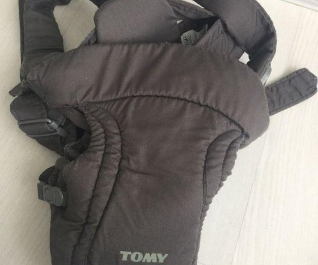Рюкзак-кенгуру tomy. Фото 1. Самара.