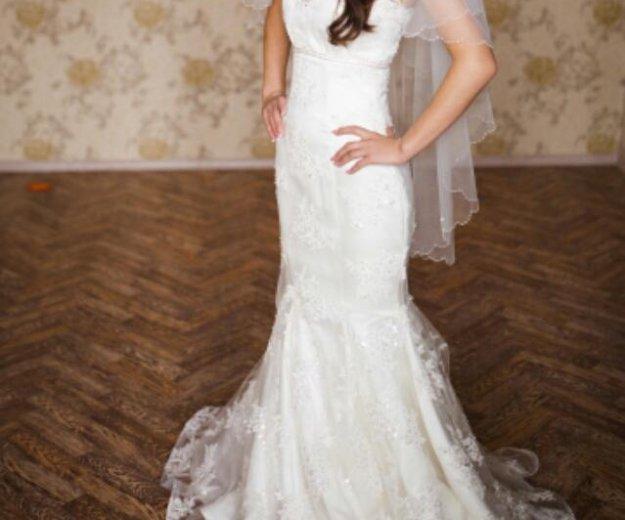Свадебное платье. Фото 1. Омск.