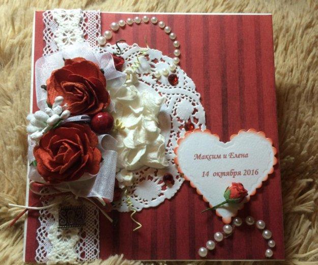 Свадебная открытка. Фото 1. Иваново.