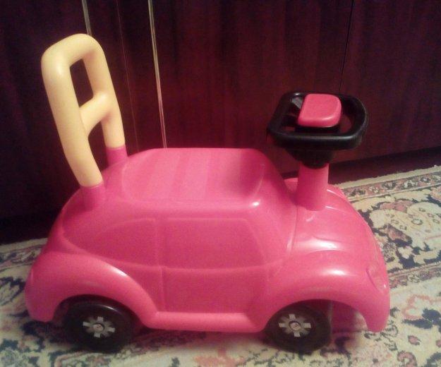 Машинка для катания. Фото 2.