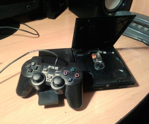 Sony playstation 2. Фото 2. Лесозаводск.