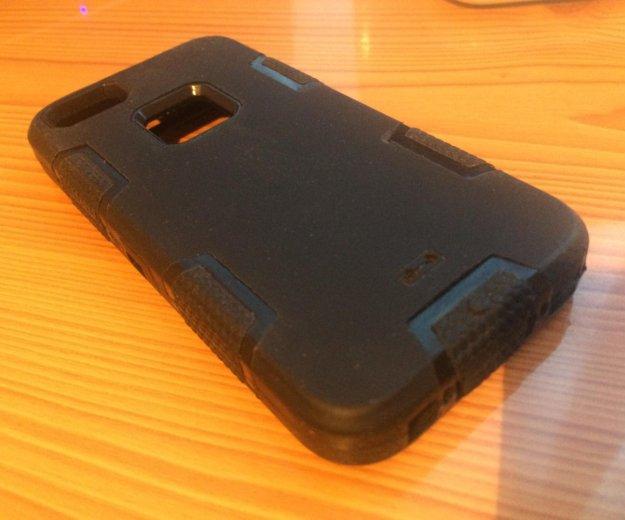 Ударостойкий чехол для iphone 5/5s. Фото 2. Мысхако.
