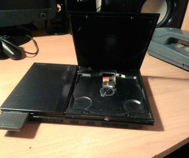 Sony playstation 2. Фото 3. Лесозаводск.