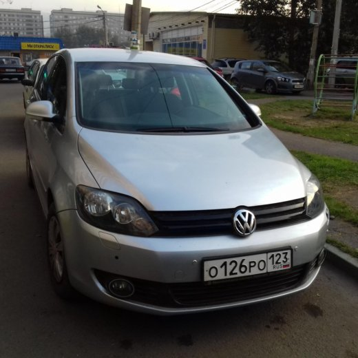 Volkswagen golf plus. Фото 2. Красноярск.