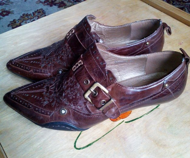 Ботинки (казачки). Фото 3. Туапсе.