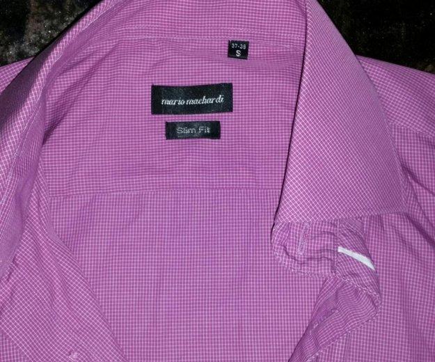 Рубашка mario makhardi новый. Фото 2. Санкт-Петербург.