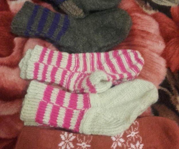 Пуховые детские носочки. Фото 1. Королев.