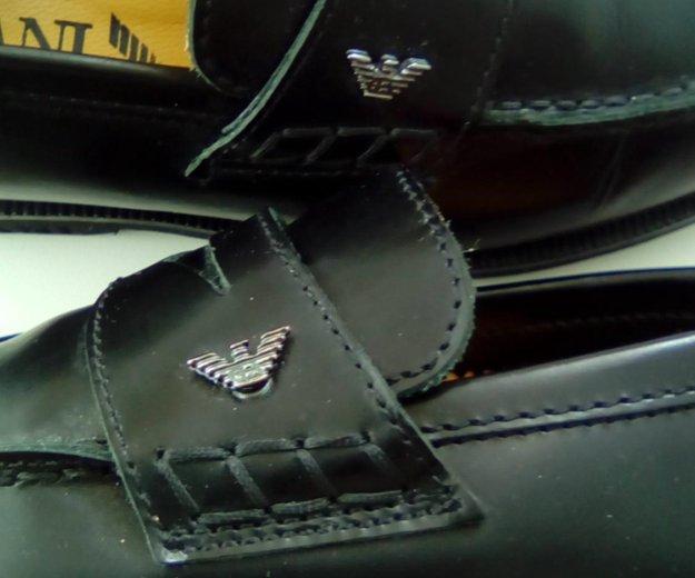 Ботинки  armani. Фото 2. Саратов.