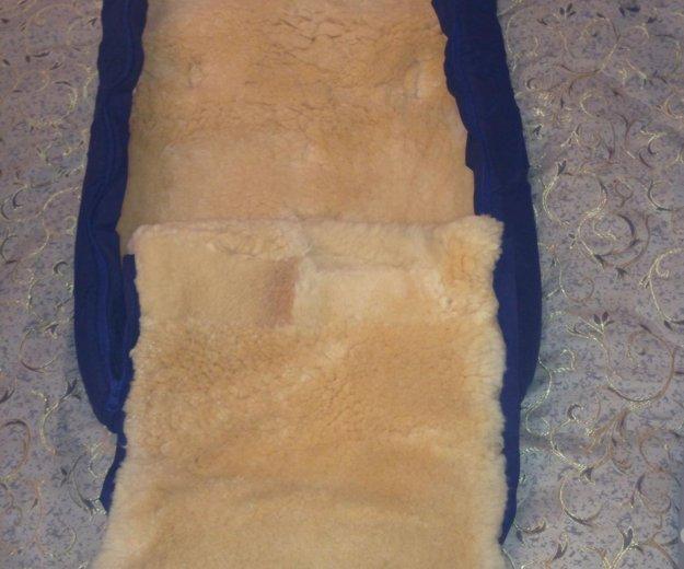 Меховой конверт из ягнёнка, фирма medisa. Фото 1.