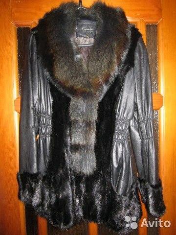 Куртка из натуральной кожи. Фото 2. Киров.