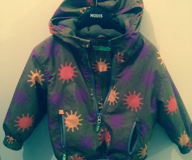 Куртка детская осенне-весенняя. Фото 1. Санкт-Петербург.