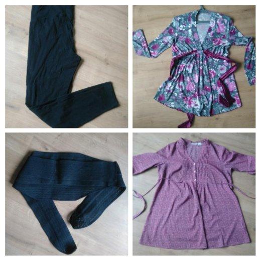 Вещи для беременных 48-52. Фото 1. Старая.