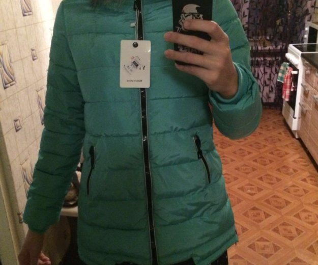 Продаю новую куртку. Фото 1. Якутск.