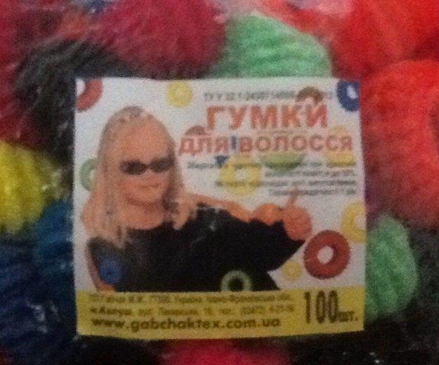 Резиночки хорошего качества уп 100 штук. Фото 2. Санкт-Петербург.