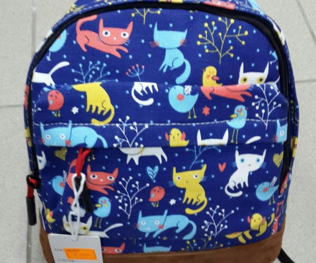 Новый детский рюкзачок ясельный. Фото 1. Краснодар.