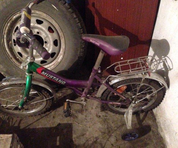 Велосипед детский. Фото 4. Сургут.