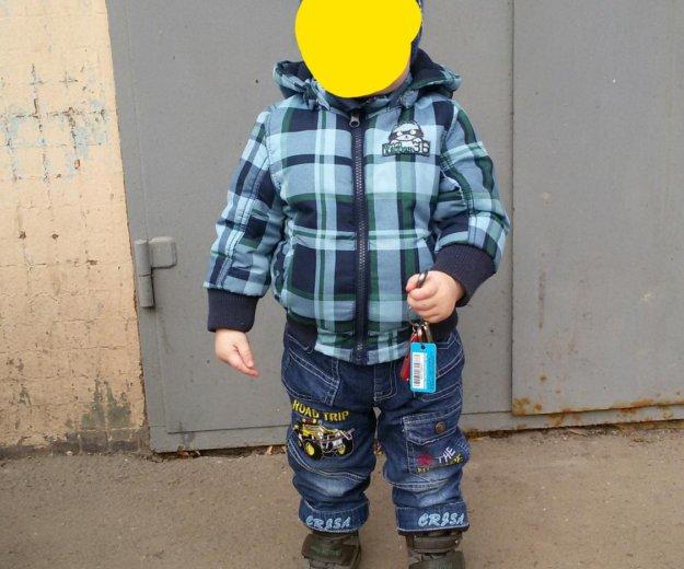 Детская куртка. Фото 1.