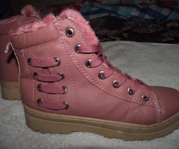 Зимние ботинки. Фото 2. Ставрополь.