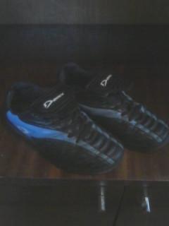 Кожаные кроссовки. Фото 2. Клинцы.