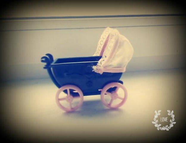 Маленькая коляска для куколки. Фото 1. Санкт-Петербург.