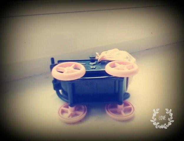 Маленькая коляска для куколки. Фото 4. Санкт-Петербург.