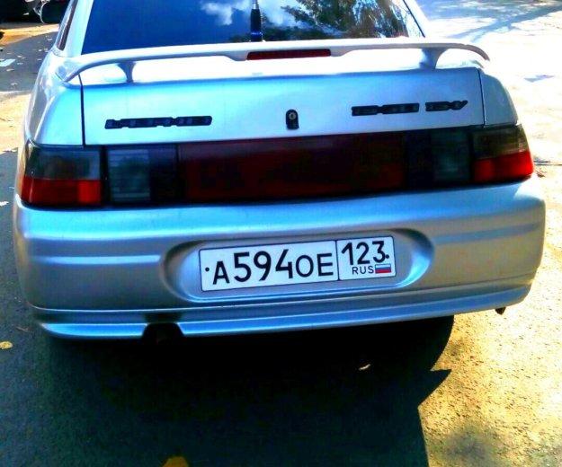 Ваз2110 2003г.в. Фото 2. Павловская.