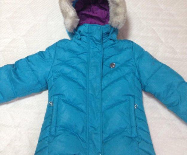 Куртка демисезонная осень зима рост 110. Фото 1. Астрахань.