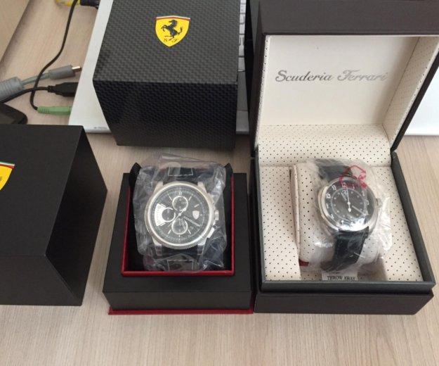Часы ferrari scuderia vintage. Фото 1.