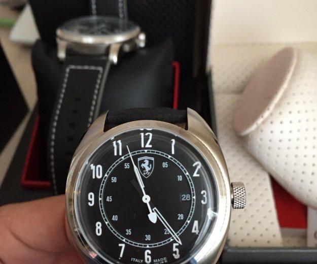 Часы ferrari scuderia vintage. Фото 4.