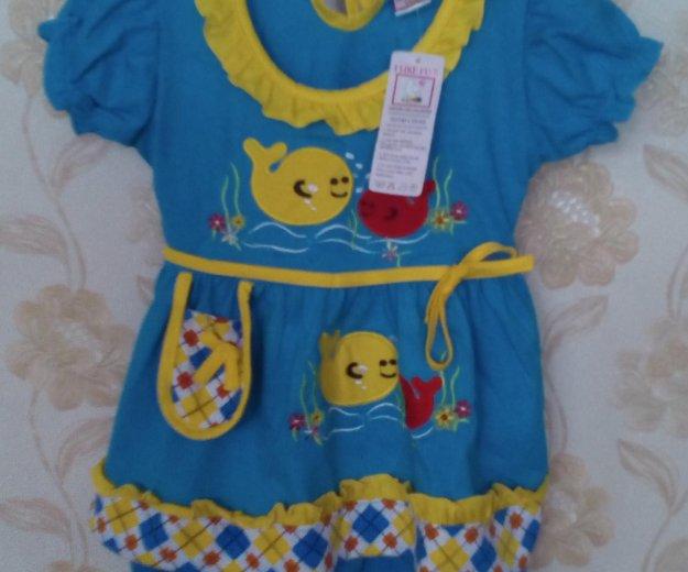Платье с шортиками ( новое). Фото 1. Альметьевск.
