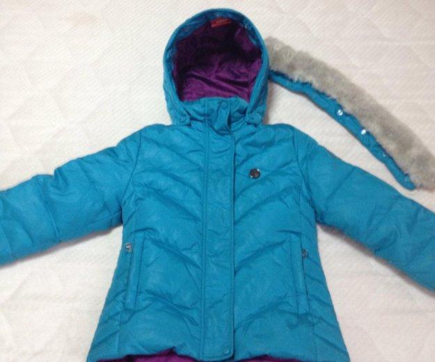 Куртка демисезонная осень зима рост 110. Фото 3. Астрахань.