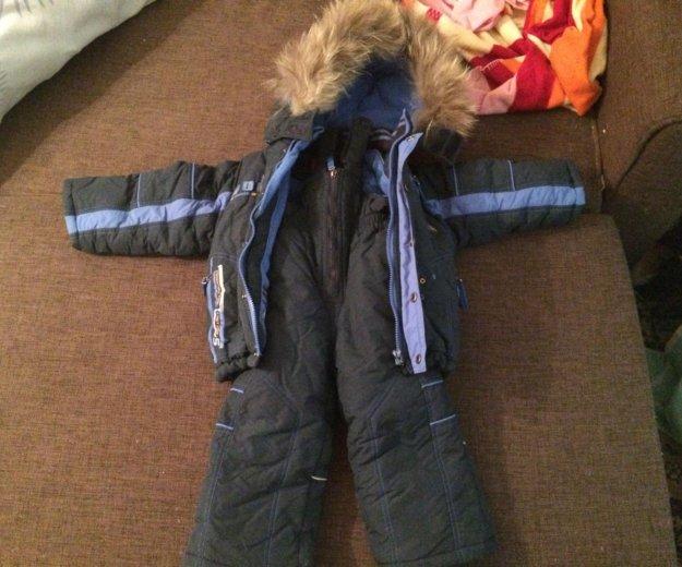 Детский зимний комплект фирмы kiko. Фото 1. Краснодар.