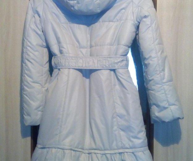 Пальто детское зимнее. Фото 1. Омск.
