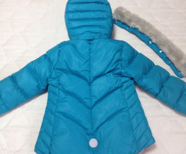 Куртка демисезонная осень зима рост 110. Фото 4. Астрахань.