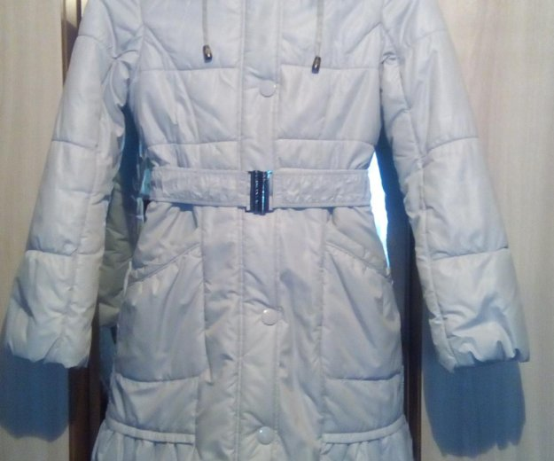 Пальто детское зимнее. Фото 2. Омск.