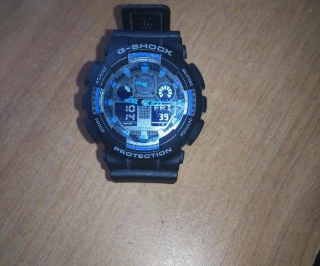 Часы casio g-shock. Фото 1.