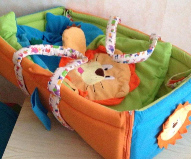 Переноска-коврик для малыша. Фото 1. Подольск.