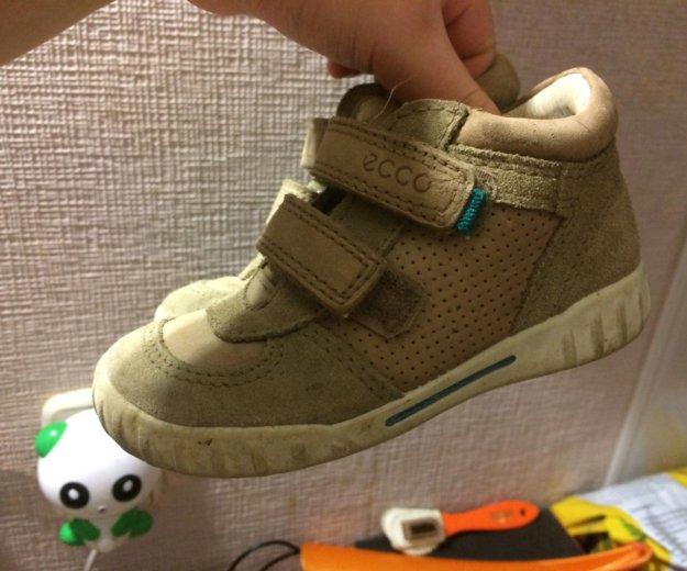 Детский осенние ботинки фирмы ессо. Фото 3. Краснодар.