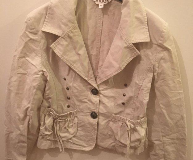 Подростковый пиджак. Фото 2. Санкт-Петербург.