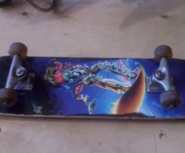 Продам скейтборд. Фото 2. Нижний Тагил.