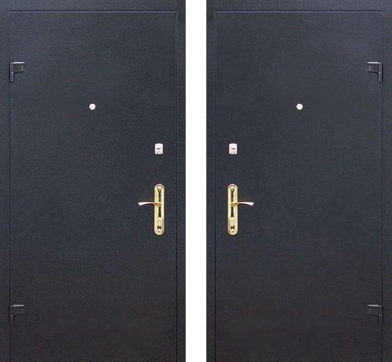 Изготовление дверей из металла. Фото 1. Москва.