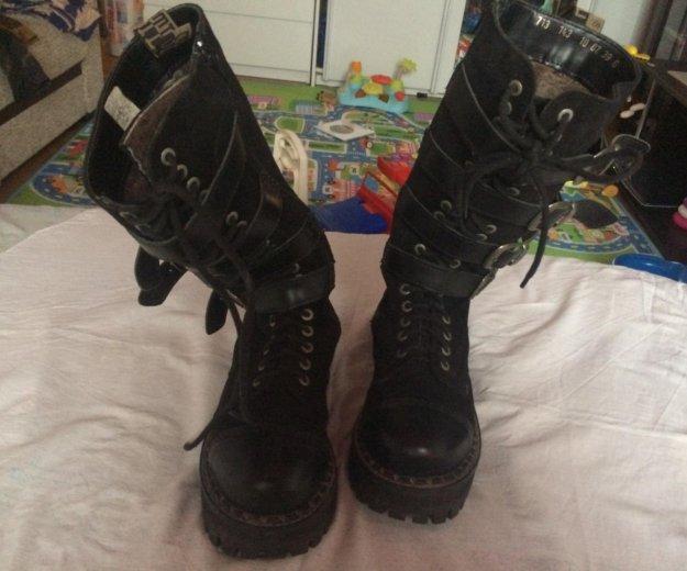 """Ботинки """"steel"""". Фото 1. Краснодар."""