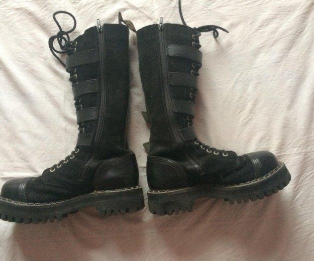 """Ботинки """"steel"""". Фото 3. Краснодар."""