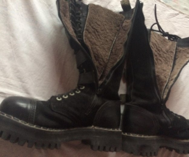 """Ботинки """"steel"""". Фото 2. Краснодар."""